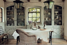 Gustavian Style / by Amy Chalmers - Maison Decor