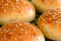 le bon pain / Burger Buns / by Chef Thomas Minchella