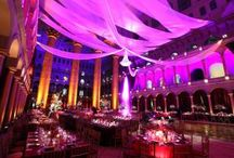 Pantone's 2014 Color of the Year - Radiant Orchid - Event Inspiration / Pantone announced the color of the year to be a fun purplish pink and we couldn't be happier, as it's our company color!  / by Social Tables
