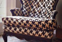 Upholstery Fetish / by Heather Jones