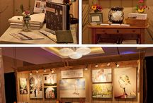 Expo Booth Ideas / by Jonae Cheger Photography