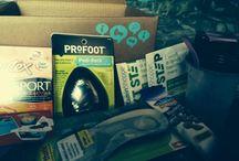 GoVoxBox / Productos de prueba de Influenster muy bueno! Products to try very good! / by Mayela Lozano