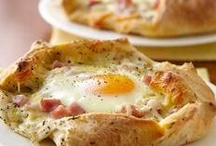 Egg Dishes / by LeOra D