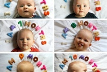 baby photo ideas / by Cheryl Hansberger