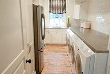 Laundry room / by Jennifer Mixon