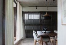 Interiors / by Phoebe Morrison