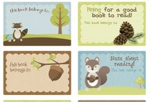 Free Printables, Fonts, and clip art / by Becky Seda