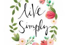 Inspiration / by Annie Tomlinson