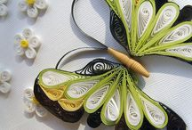 Paper quilling / by Brenda S