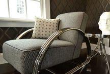 Great Chairs / by Johnna Baldwin Machan