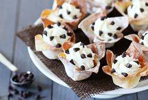 Great Food Ideas / by Sarah W. Caron
