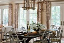 Interior Design: Dining Rooms / by Katie Grabner