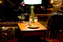 coffee and wine cafe dream / by Heidi Young
