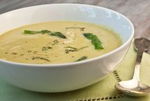 Always Room For Soup / High glycemic and non-vegan soups. / by Tate Bagwell
