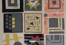 Modern, Fun, and, Funky Quilts / by Sandy Corbett Hembree