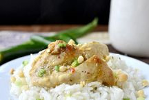 fare | poultry | slow cooker / Chicken & turkey recipes for the slow cooker. / by Taryn H