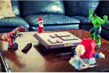 Elf On The Shelf / by Cheyenne Collums