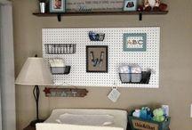 Baby Stephens room / by Megan Coley