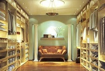 Home - Closets / by Debra Richter-Silnicki