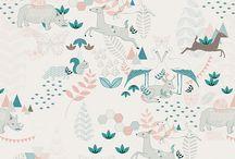 Patterns / by BohèmeCircus ♡