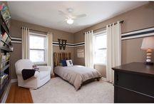 boys bedroom / by April Vernon