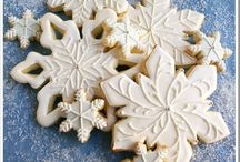 Snowflakes and Stars / by Daphne Davis, Published Interior Designer