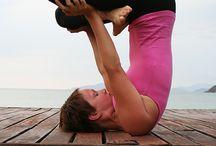 Yoga / by Nina D'Eramo