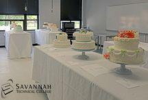 Wedding Cake Finals Summer 2013 / by Savannah Technical College