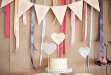 Party decorations / by Kirsty Higginson