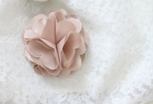 Flowery girly stuff / by Sarah Gormley