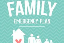 Emergency Planning/Prepping / by Amy Showalter