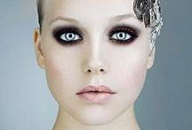 Makeup and hair... / by Michelle Auxier Waco