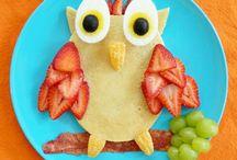 Fun food ideas / by Kimberly Holmes