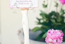 Bridal Showers {New Beginnings} / by MichaelKristin Stacks