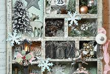 Holiday Crafts / by Mary Eager