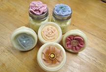 Body Butter Bar's / Body Butter/Lotions Skin Toners / Massage Oils / by The Melody Fair~
