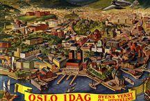 Maps / by Helge Prestrud