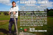 Say No! to GMO / Say No to Monsanto  / by Renee ...