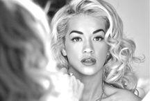 Hair & Makeup / by Sophia Rotterman