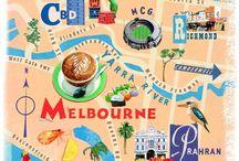 Melbourne Town / by Jasmine