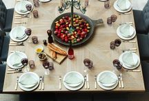 Forever dining room / by Katie Johnson-Rollefson