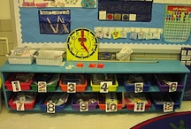 Keen on Kindergarten  / by Alison Williams