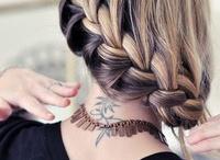 Hair & Makeup / by Sinful Nail Art