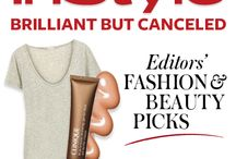 Brilliant But Canceled  / by InStyle Magazine