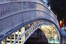 Ha'Penny Bridge Dublin / Ha'Penny Bridge Dublin / by The Morgan