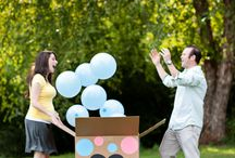 Gender Reveal Ideas / by Courtney Cox