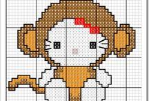 Cross stitch & Pixel art / by Jessica S