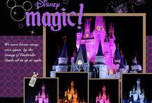 Disney scrapbooking / by Traci Neufeld