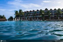 The view is beautiful from any angle! / Beautiful view of #GVRivieraMaya at different angles and different places / by Grand Velas Riviera Maya