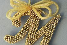 Mardi Gras Bead Crafts / Crafts, games and creative projects made with Mardi Gras beads. Great ideas to reuse and recycle your left over Mardi Gras bead throws. / by Mardi Gras Outlet